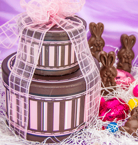 Easter Hat Box Set